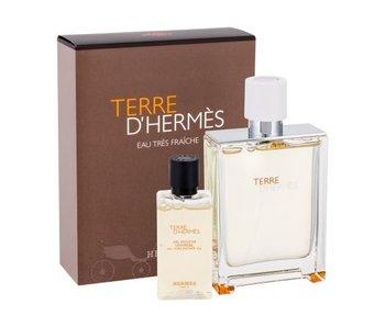 Hermes Terre D´Hermes Eau Tres Fraiche Gift Set 75 ml and Terre D´Hermes Eau Tres Fraiche 40 ml