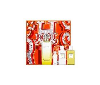 Hermes Le Jardin de Monsieur Li Gift Set 100 ml, 40 ml, 40 ml and 7,5 ml
