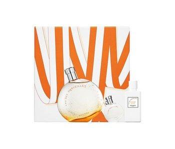 Hermes Eau Des Merveilles Gift Set 100 ml, Eau Des Merveilles 40 ml and Eau Des Merveilles 7,5 ml