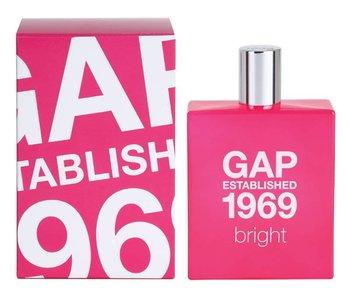 Gap Established 1969 Bright