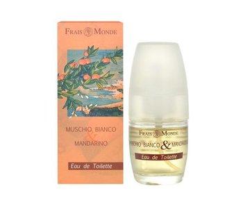 Frais Monde White Musk and Mandarin Orange Perfumed oil