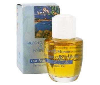 Frais Monde White Musk and Grapefruit Perfumed oil