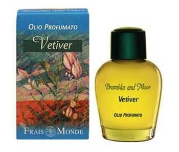 Frais Monde Vetiver Perfumed oil