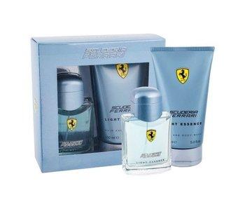 Ferrari Light Essence Gift Set 75 ml and Light Essence 150 ml