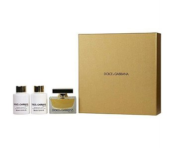 Dolce & Gabbana The One Great Gift Set 75 ml, 100 ml The One and The One 100 ml