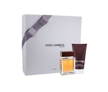 Dolce & Gabbana The One for Men Gift Set 50 ml After Shave Bal(M) The One for Men 75 ml