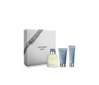 Dolce & Gabbana Light Blue pour Homme Gift Set 200 ml, 75 ml and 50 ml
