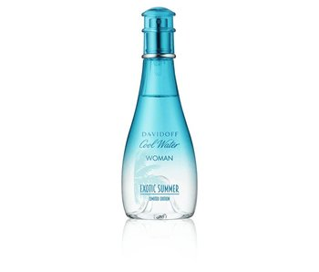 Davidoff Cool Water Woman Exotic Summer