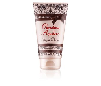Christina Aguilera Royal Desire Shower Gel