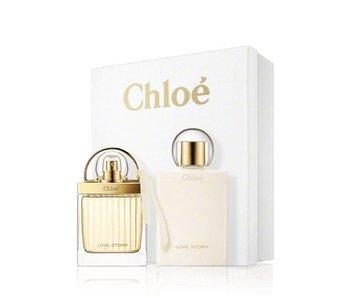 Chloe Love Story Gift Set 50 ml 100 ml Love Story