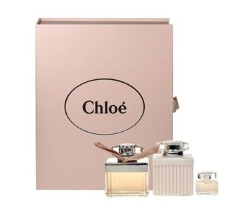 Chloe Chloe Gift Set 50 ml, Chloe 100 ml and Chloe 5 ml