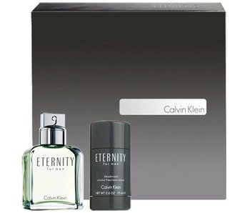 Calvin Klein Exclusive Eternity for Men 100 ml pack and Eternity for Men