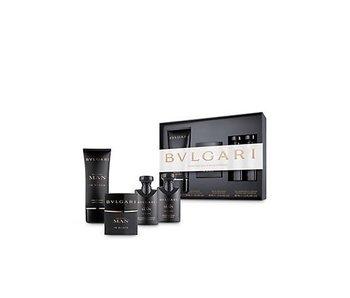Bvlgari Bvlgari MAN In Black Gift Set 30 ml, balm 40 ml, shaving cream 50 ml and 40 ml