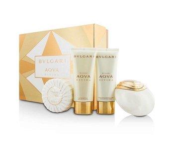 Bvlgari Aqva Divina Gift Set 65 ml, Aqva Divina 100 ml, Aqva Divina 100 ml and bar soap Aqva Divina 150 g