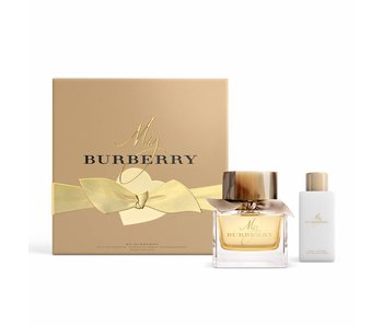 Burberry My Burberry Gift Set 50 ml and My Burberry 75 ml