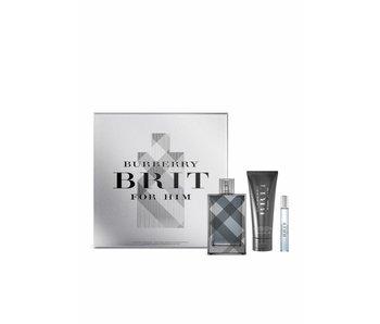 Burberry Brit Gift Set 100 ml, Brit 75 ml and Brit 7,5 ml