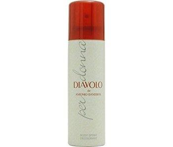 Antonio Banderas Diavolo for Women Deodorant Spray