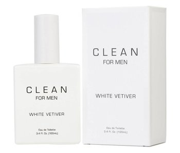 Clean White Vetiver
