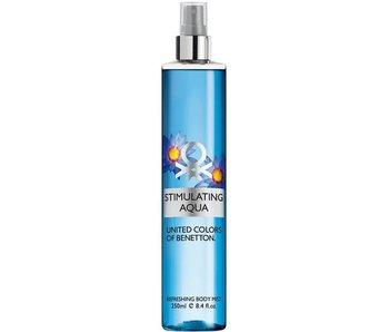 Benetton Stimulating Aqua Refreshing Body Mist