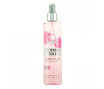 Benetton Cheering Rose Body Mist