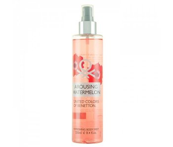 Benetton Arousing Watermelon Body Mist
