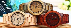 Het houten horloge