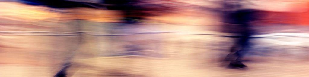 """Akustikbild """"Shadows"""" Panorama-Format"""
