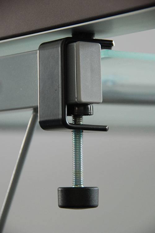 Tischabsorber für Schreibtische Waves
