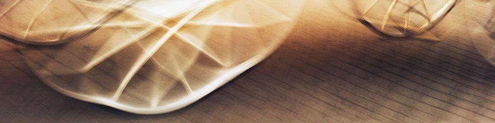 """Akustikbild """"Enchanted carriage"""" - Panorama-Format"""
