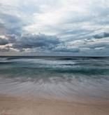 "Akustikbild mit Motiv ""SUNSET BEACH"" - Hawaii"