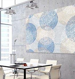 """freiraum Design Akustikbild inkl. Motiv """"Sphere"""""""