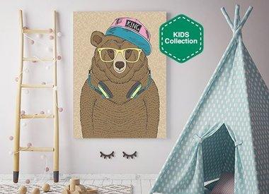Akustikbilder Kids-Collection