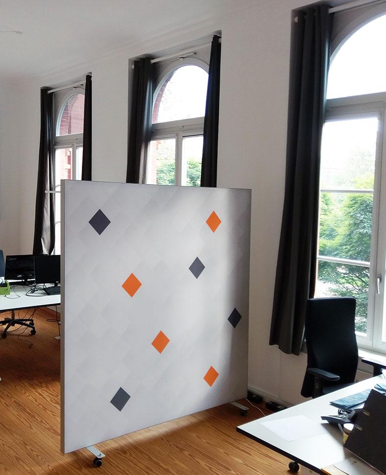 ma nahmen gegen l rm im b ro f r consulting unternehmen. Black Bedroom Furniture Sets. Home Design Ideas