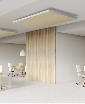 akustik deckensegel alle farben gr en ma gefertigt. Black Bedroom Furniture Sets. Home Design Ideas