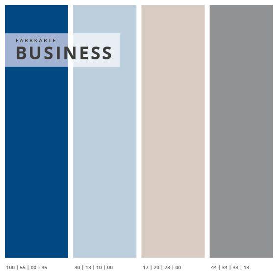 Wandabsorber 3er Set Business, Format 1:1