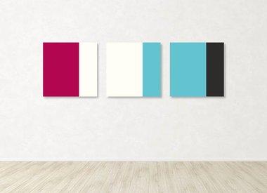 Akustikbilder Farben