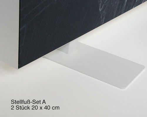 Akustik Raumteiler Ihr Design, 110 cm breit