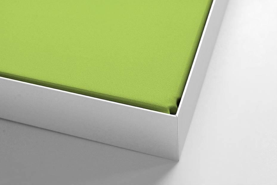 Akustik Trennwand für Schreibtische alle Farben