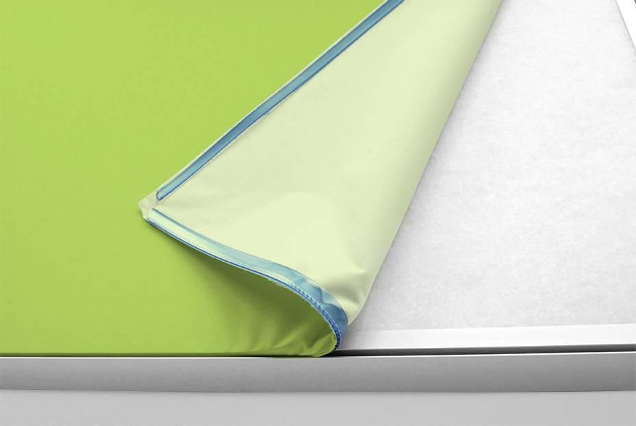 Akustik Raumteiler 130 cm breit, alle Farben