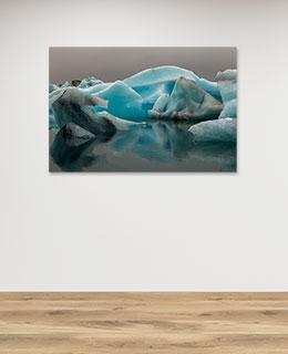 Akustikbilder mit Fotomotiven von Tobias Kegler