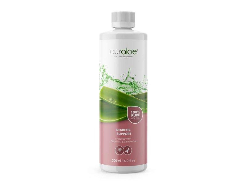100% Aloe Vera džus Curaloe pro diabetiky