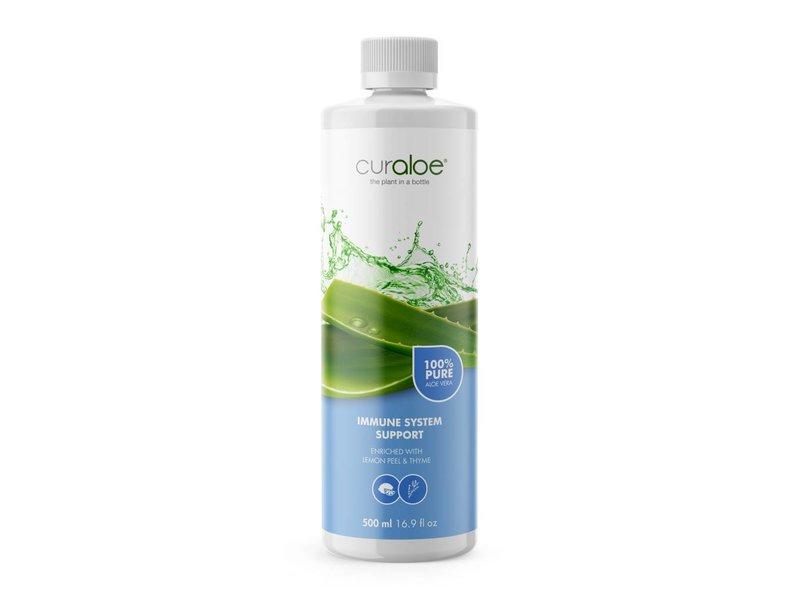 100% Aloe Vera džus Curaloe pro posílení imunity