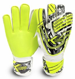 Keeperhandschoenen Jeugd Zwart/Geel