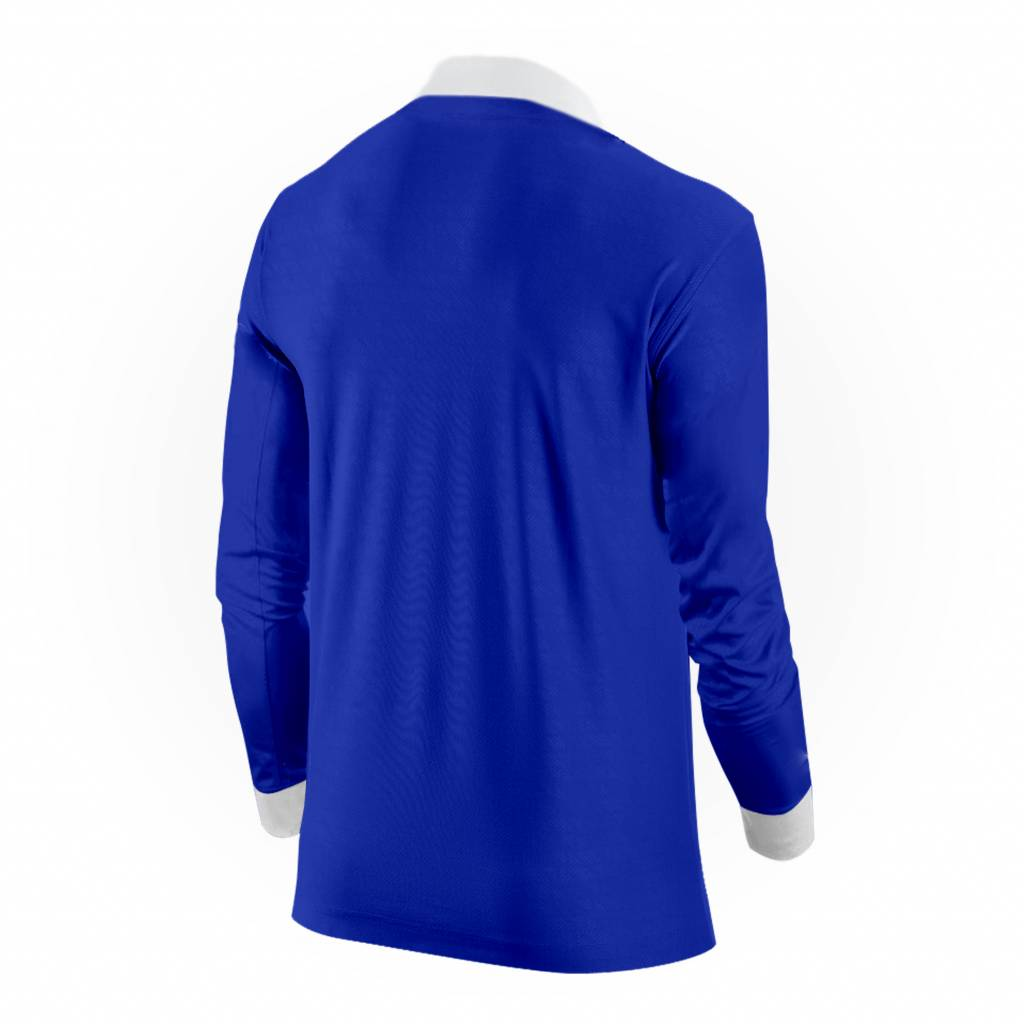 Keeper shirt Barendrecht slim fit, Royal