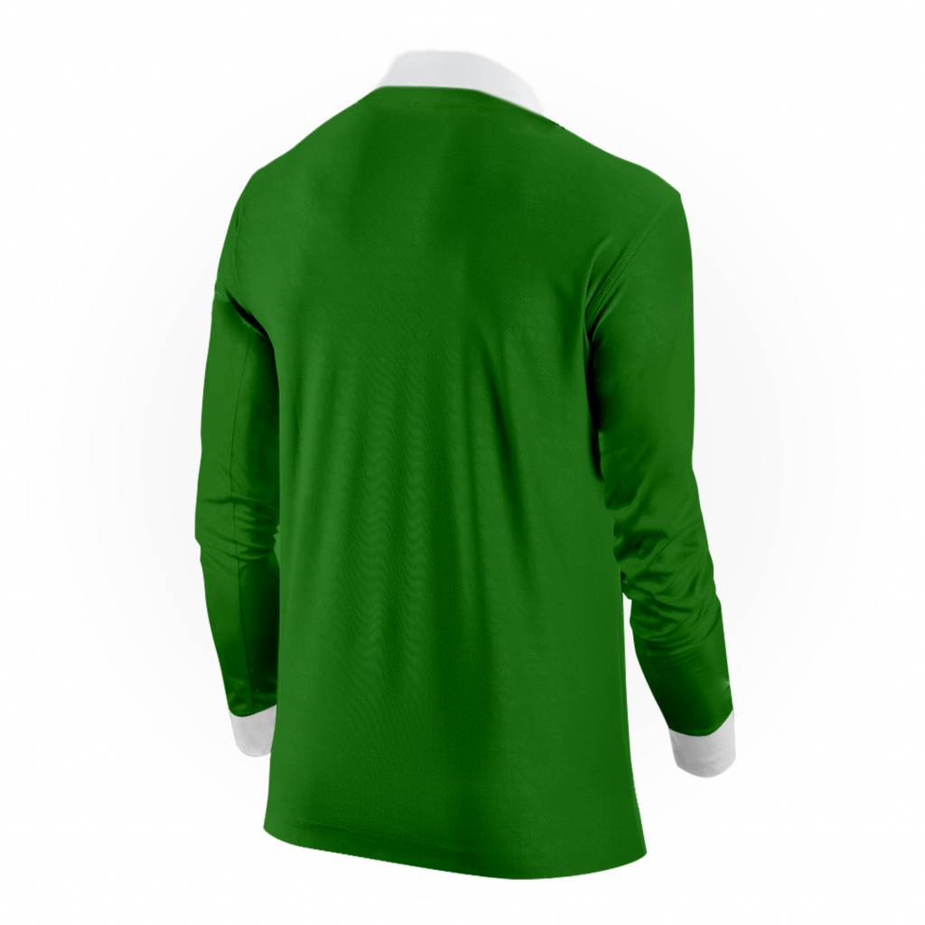 Keeper shirt Barendrecht slim fit, Groen