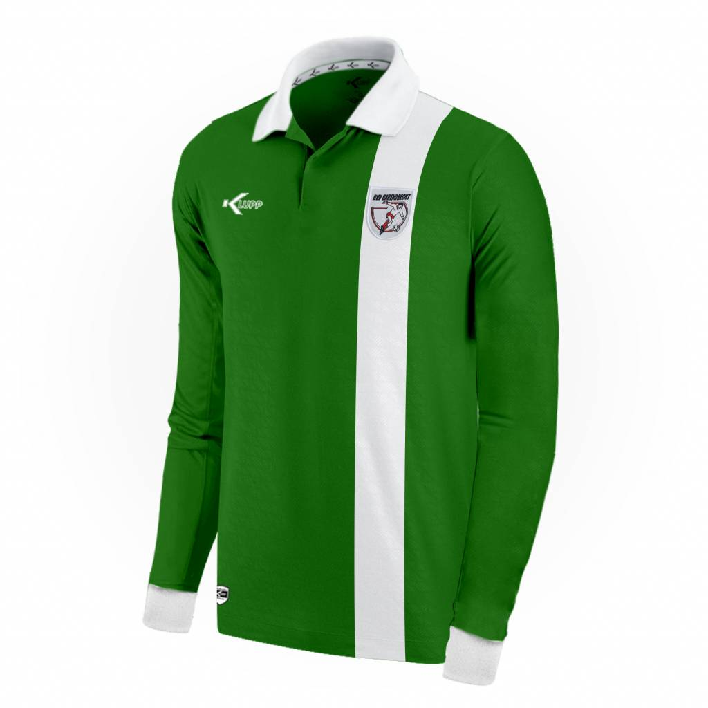 Keeper shirt Barendrecht regular fit, Groen