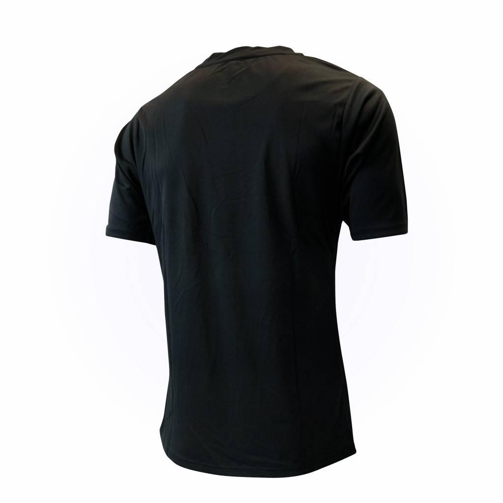 Training shirt SJZ, Zwart/Groen