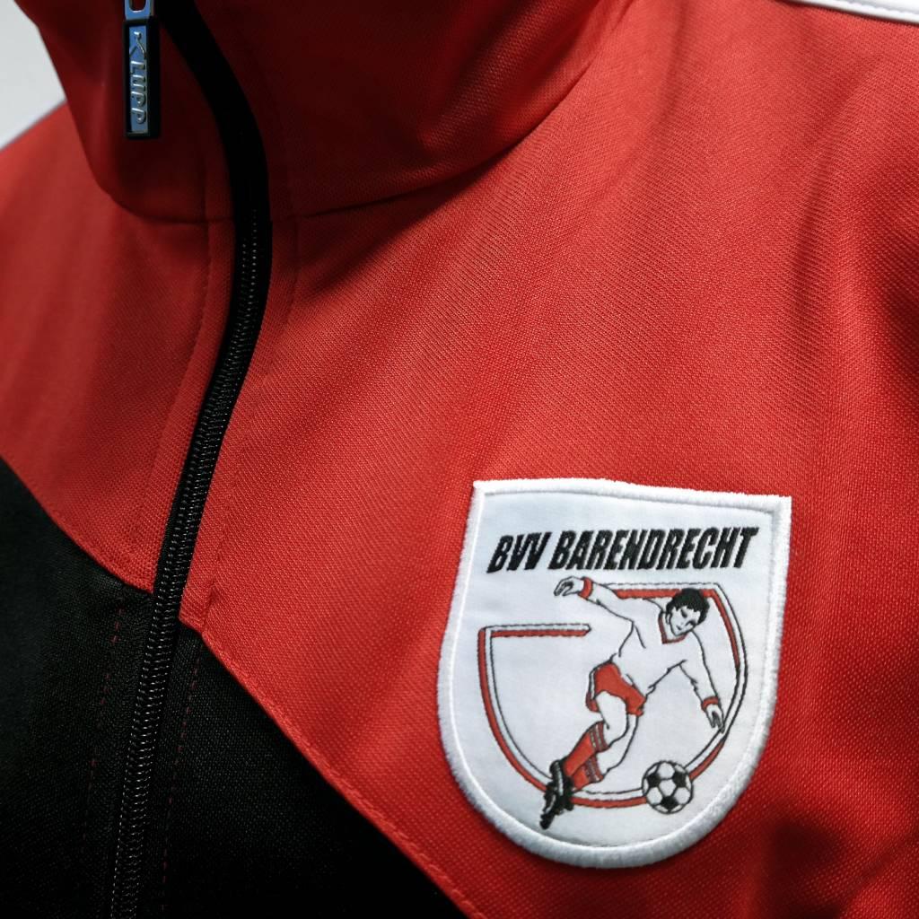 Training jack Barendrecht, Rood/Zwart