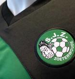Training trui SJZ, Zwart/Groen