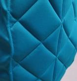 Keeper short Neon met padding, Blauw